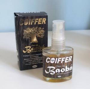 Óleo de Baobá - Coiffer