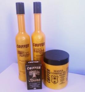 Kit Baobá - Coiffer
