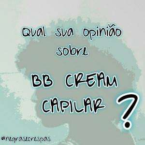 BB Cream?