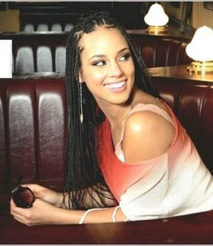 Alicia Keys - Pinterest
