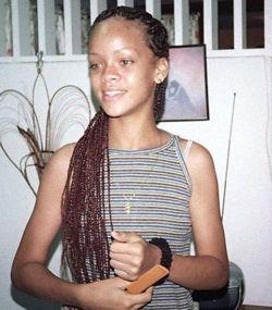 Rihanna - Pinterest