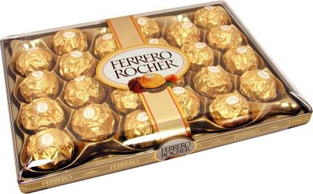 Ferrero-Rocher-Chocolates