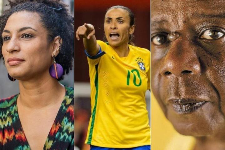 RETROSPECTIVA 2018:  veja 10 mulheres que se destacaram em diferentes áreas nesseano