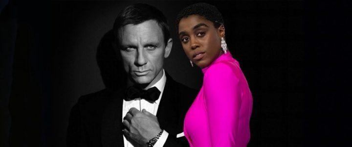 Nova agente 007 é uma mulhernegra
